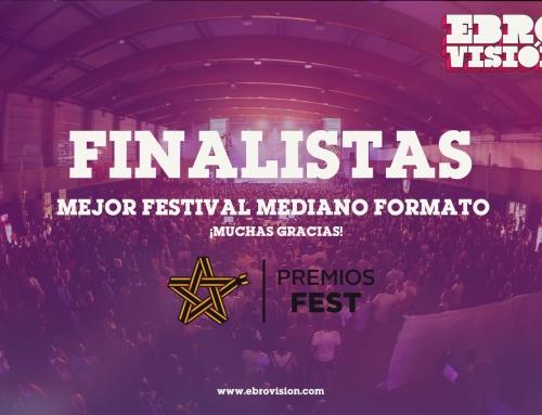 FINALISTAS II EDICIÓN PREMIOS FEST IBERIAN FESTIVAL AWARDS
