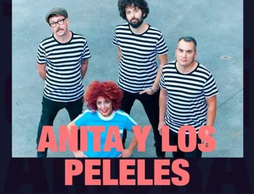 ANITA Y LOS PELELES EN EBROVISIÓN 2018