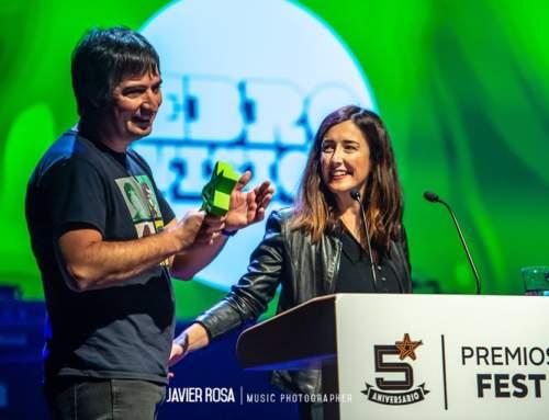 Ebrovisión ganador delMejor Festival de Mediano Formato Premios Fest