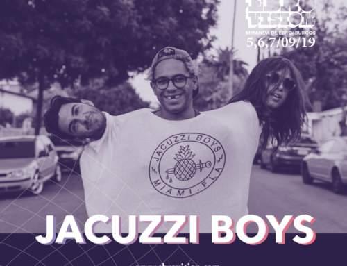 JACUZZI BOYS EN EBROVISIÓN 2019