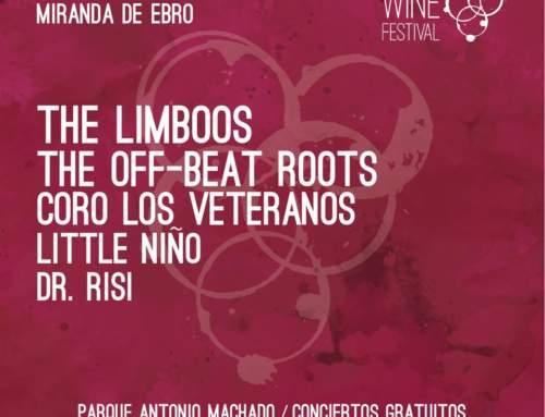 Festival de vino y música de carácter internacional no ligado a una denominación de origen