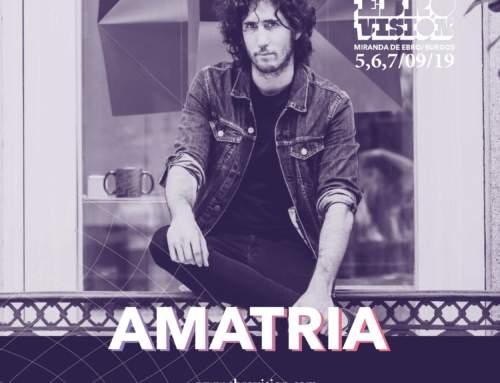 AMATRIA EN EBROVISIÓN 2019