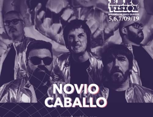 NOVIO CABALLO EN EBROVISIÓN 2019