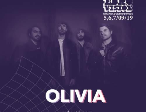 OLIVIA EN EBROVISIÓN 2019