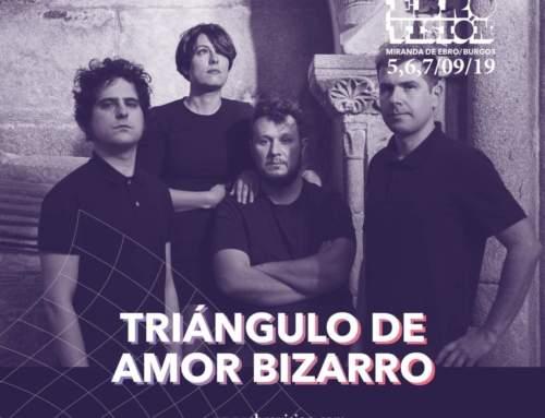 TRIANGULO DE AMOR BIZARRO EN EBROVISIÓN 2019