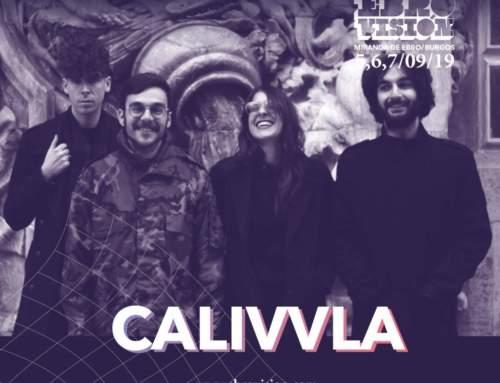CALIVVLA EN EBROVISIÓN 2019