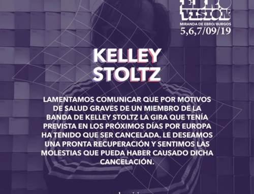 Horarios Ebrovisión 2019 y sustitución de Kelley Stoltz por Triángulo de Amor Bizarro