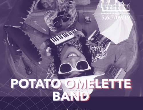 POTATO OMELETTE BAND EN EBROVISIÓN 2019