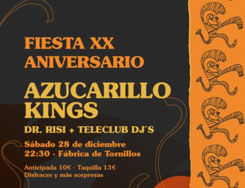 Azucarillo Kings y Música por Juguetes con Ciudadano 49