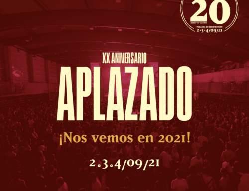 Ebrovisión celebrará su vigésimo aniversario en 2021