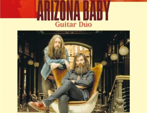 Concierto Arizona Baby el 29 de Agosto